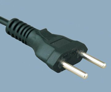2 prong plug Brazil power cord