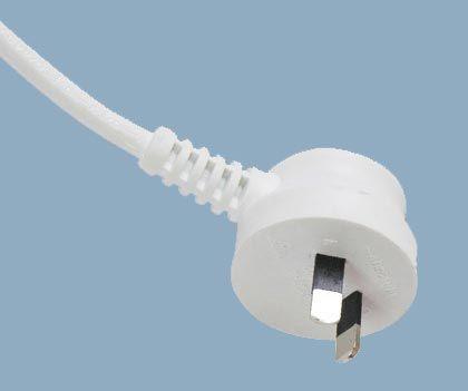 Australia As Nzs 3112 2 Prong Angle Power Cord