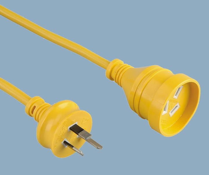 SAA certified Australia electrical extension cord
