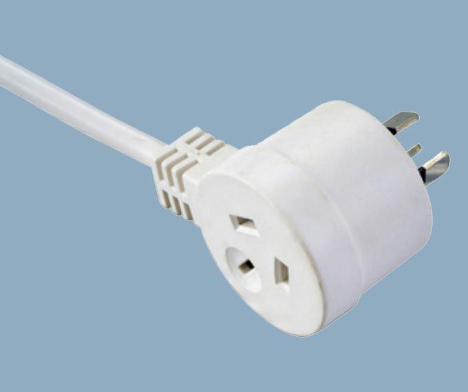 Australia Piggyback Power Cord