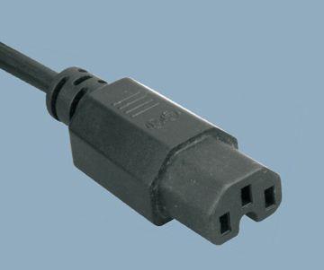 Iec 320 C15 Uk Power Lead