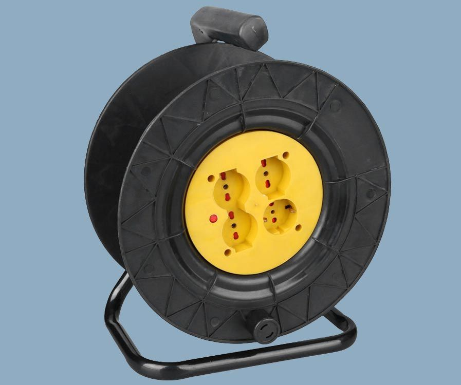 Italy extension cord reels XIR430