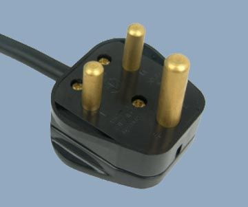 Rewireable Plug South Africa Power Cord