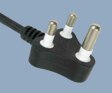 SABS approved South Africa power cord