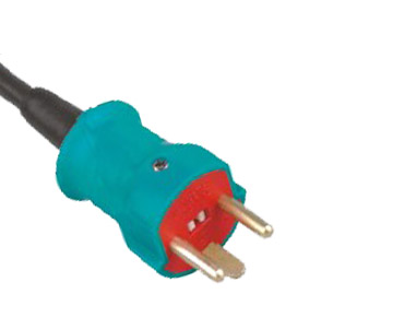Denmark rewire-able power cord