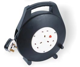 LRE320A BS Protable Cord Reel