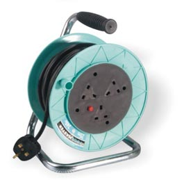 LRE325B BS Protable Cord Reel