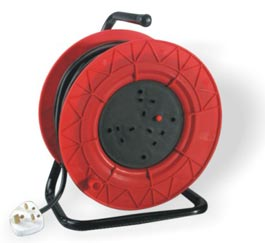 LRE350B BS Protable Cord Reel
