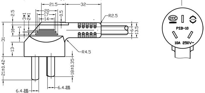 Wiring Diagram For 3 Prong Plug The Wiring Diagram