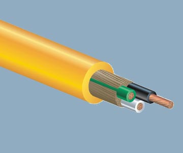 PVC Sheathed Bulk Power Cable