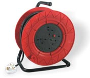 UK Protable Cord Reel LRE350B