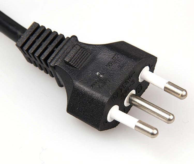 Brazil Power Cord,Plug,Flexible Cable Standard
