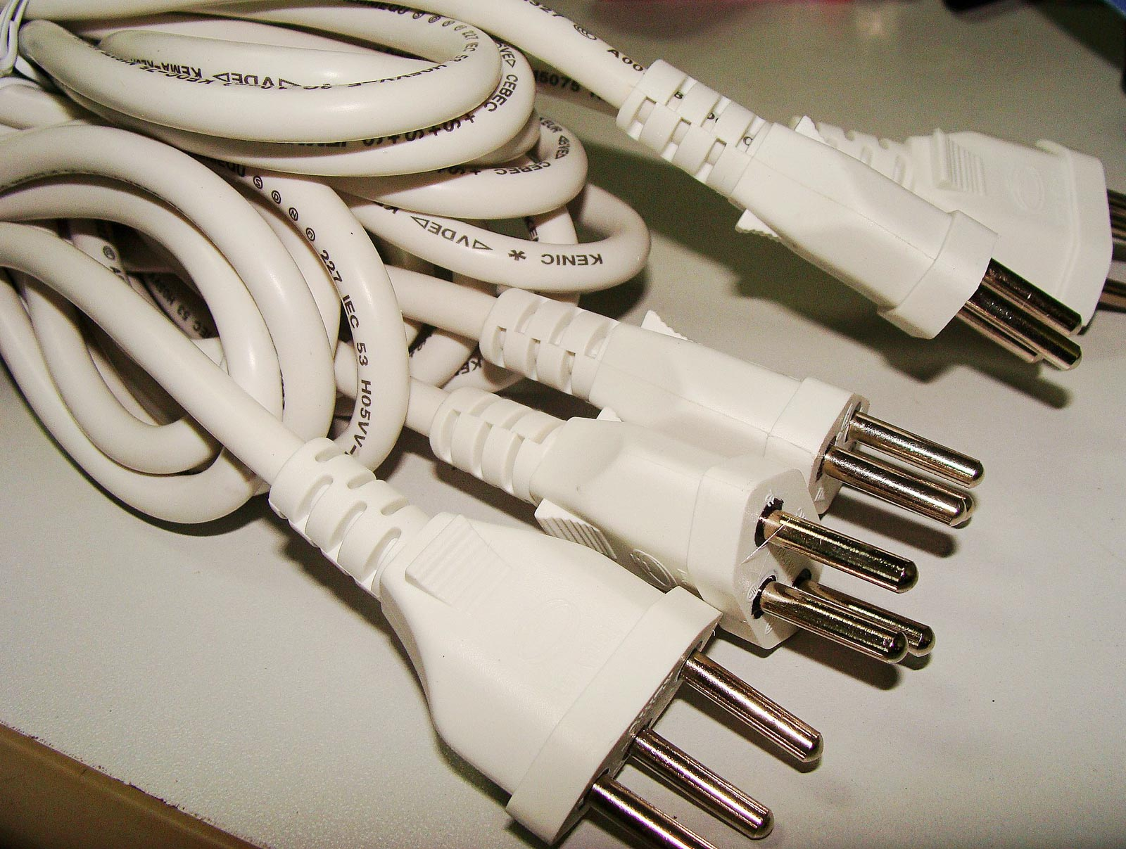 Swiss Sev 1011 Power Cord Flexible Cable Extension Socket Electrical Plug And Receptacle Wiring