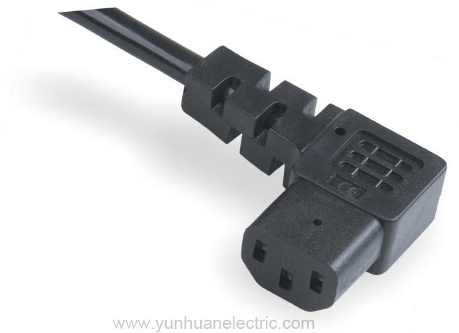 IEC 60320 C13 Power Cord Right Angle australia power cord,plug,flexible cable standard iec plug wiring diagram at virtualis.co