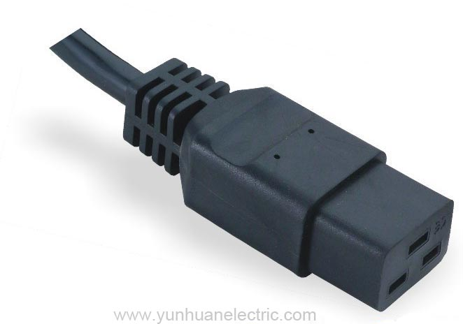 IEC 60320 C19 Power Connector