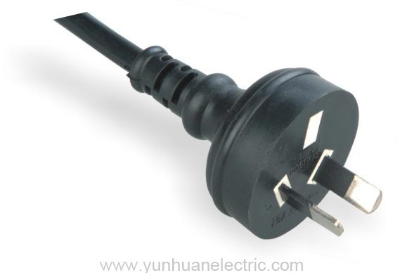 LA022C LA022D 2-conductor Non-rewirable Plug Power Supply Cord