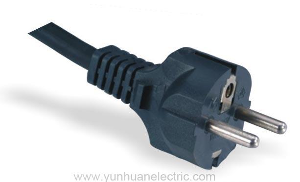 European Cee Vde Power Cord Set Flexible Cable Extension
