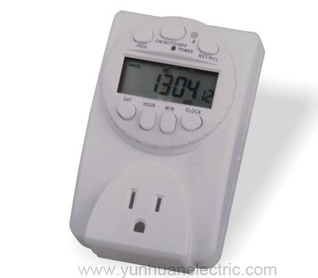LCU01TM 24 Hour Automatic Timer