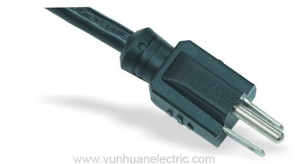 Power Supply Cord America NEMA 5-15P LA004K