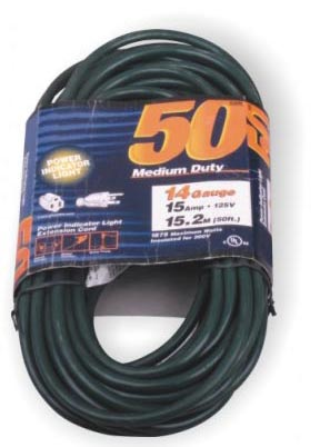 50 Fetet Extension Cord American 50FT