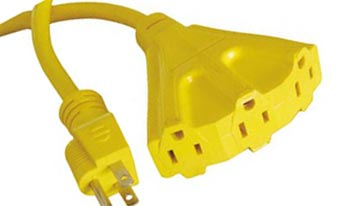 Outdoor Extension Cord America LA004H LA052H