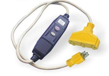 Extension Cord Online GFCI Multiple Outlet LA094E LA094F