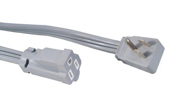 Indoor Extension Cord 15A Air Conditioner LA004E LA005C