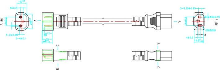 Iec C14 Wiring Diagram