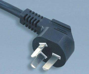 3 Prong China AC Power Cord
