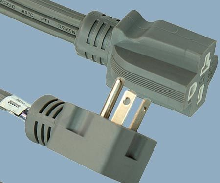 6-20 20A 250V 3 Conductor Heavy Duty Air Conditioner Cord