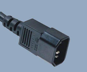 QZ3 IEC 60320 C14 UK