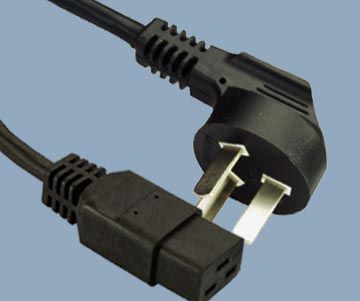 IEC C19 to China CCC AC power cord