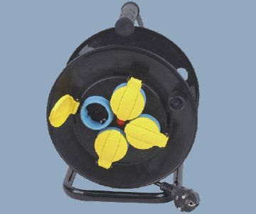 Cable Reel German Type IP44 Max 60m